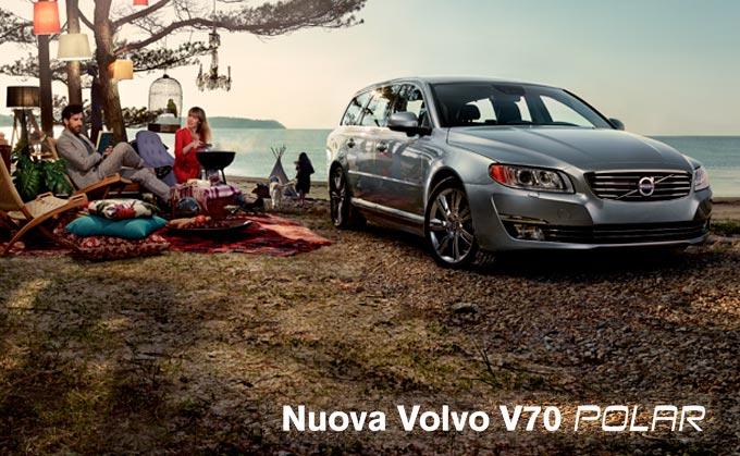 Volvo V70 Polar
