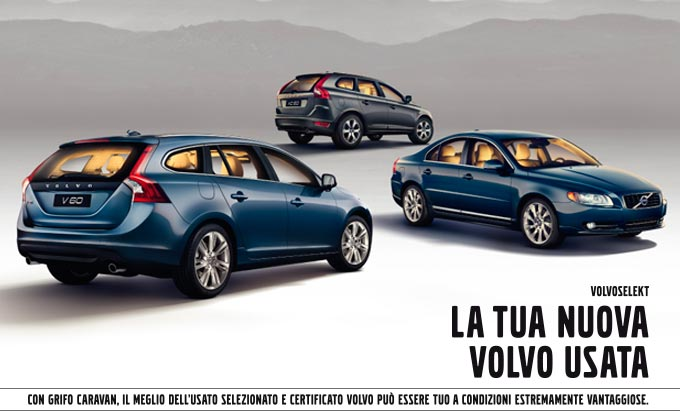 Auto Volvo usate Perugia